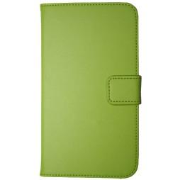 Samsung Galaxy Note 2 - Preklopna torbica (04) - zelena