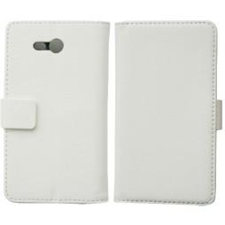 Nokia Lumia 820 - Preklopna torbica (WL) - bela
