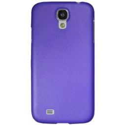 Samsung Galaxy S4 - Okrasni pokrovček (16) - vijoličen