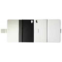 Sony Xperia Z1 - Preklopna torbica (WL) - bela
