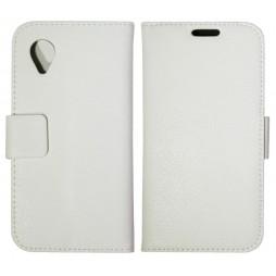LG Nexus 5 - Preklopna torbica (WL) - bela