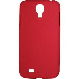 Samsung Galaxy S4 - Okrasni pokrovček (14) - rdeč