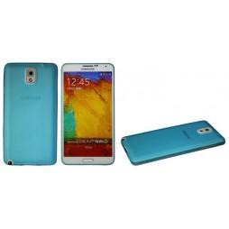 Samsung Galaxy Note 3 - Gumiran ovitek (TPUT) - moder