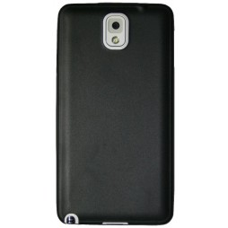 Samsung Galaxy Note 3 - Gumiran ovitek (TPUT) - črn