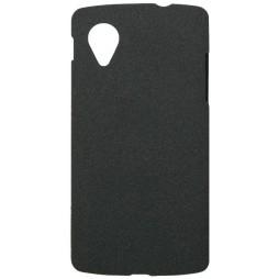 LG Nexus 5 - Okrasni pokrovček (06) - črn