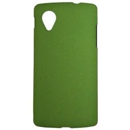LG Nexus 5 - Okrasni pokrovček (06) - zelen
