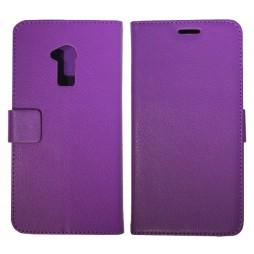 HTC One Max - Preklopna torbica (WL) - vijolična