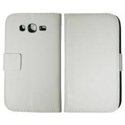 Samsung Galaxy Grand/Galaxy Neo - Preklopna torbica (WL) - bela