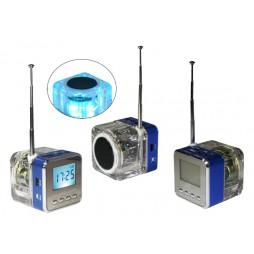 Multifunkcijski zvočnik MP3 (TT028) - modra