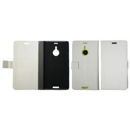 Nokia Lumia 1520 - Preklopna torbica (WL) - bela