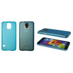 Samsung Galaxy S5/S5 Neo - Gumiran ovitek (TPUT) - moder