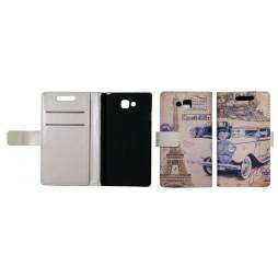 LG Optimus L9 II - Preklopna torbica (WLP) - Car