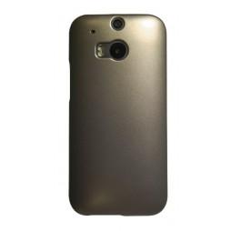 HTC One M8 - Okrasni pokrovček (50) - peščen