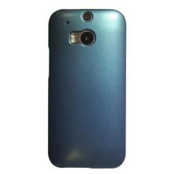 HTC One M8 - Okrasni pokrovček (50) - temno zelen