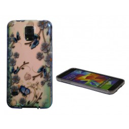 Samsung Galaxy S5/S5 Neo - Gumiran ovitek (TPUPS) - RM1