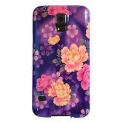 Samsung Galaxy S5/S5 Neo - Gumiran ovitek (TPUPS) - RO4