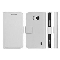 Nokia Lumia 930 - Preklopna torbica (WL) - bela