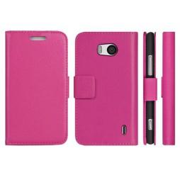 Nokia Lumia 930 - Preklopna torbica (WL) - roza