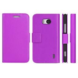 Nokia Lumia 930 - Preklopna torbica (WL) - vijolična