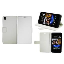 HTC Desire 816 - Preklopna torbica (WL) - bela