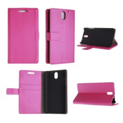 HTC Desire 610 - Preklopna torbica (WL) - roza