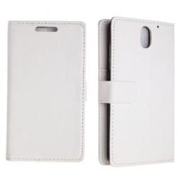 HTC Desire 610 - Preklopna torbica (WL) - bela