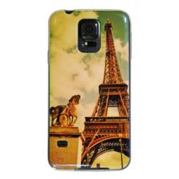 Samsung Galaxy S5/S5 Neo - Gumiran ovitek (TPUPS) - PA3