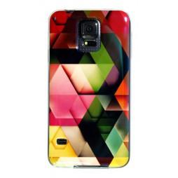 Samsung Galaxy S5/S5 Neo - Gumiran ovitek (TPUPS) - VZ1
