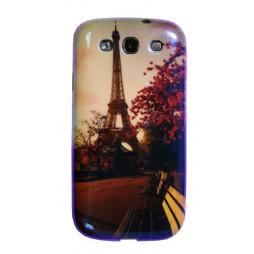 Samsung Galaxy S3 - Gumiran ovitek (TPUPS) - PA4
