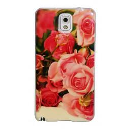 Samsung Galaxy Note 3 - Gumiran ovitek (TPUPS) - RO9
