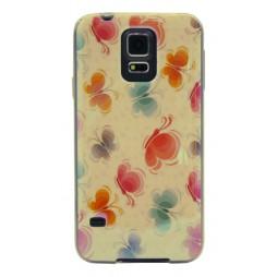 Samsung Galaxy S5/S5 Neo - Gumiran ovitek (TPUPS) - ME1