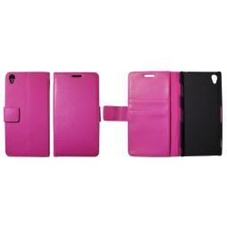 Sony Xperia Z3 - Preklopna torbica (WL) - roza