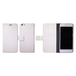 Apple iPhone 6 Plus/6S Plus - Preklopna torbica (WL) - bela
