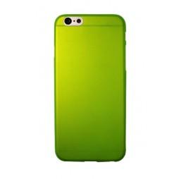 Apple iPhone 6/6S - Gumiran ovitek (TPUT) - zelen