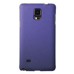 Samsung Galaxy Note 4 - Okrasni pokrovček (06) - moder