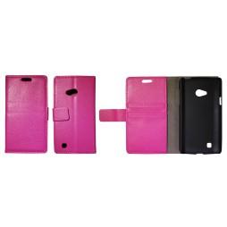 LG L50 - Preklopna torbica (WL) - roza