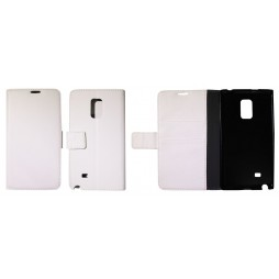 Samsung Galaxy Note Edge - Preklopna torbica (WL) - bela