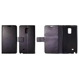 Samsung Galaxy Note Edge - Preklopna torbica (WL) - črna