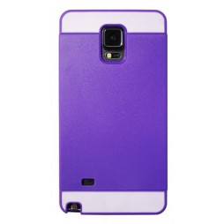 Samsung Galaxy Note 4 - Okrasni pokrovček (24) - vijoličen