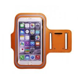 Športna torbica za na roko iPhone 6/6S (PT) - oranžna