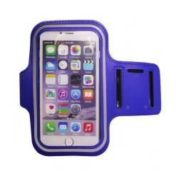 Športna torbica za na roko iPhone 6Plus/6S Plus (PT) - modra
