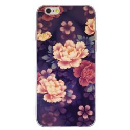 Apple iPhone 6/6S - Gumiran ovitek (TPUPS) - RO4