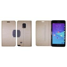 Samsung Galaxy Note Edge - Preklopna torbica (47G) - bež