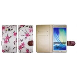 Samsung Galaxy A7 - Preklopna torbica (64) - bela