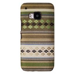 HTC One M9 - Okrasni pokrovček (59F) - vzorec 02