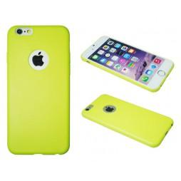 Apple iPhone 6Plus/6SPlus - Gumiran ovitek (23) - rumen