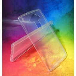 LG G4 - Gumiran ovitek (TPUA) - prosojen