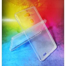 Huawei Mate 7 - Gumiran ovitek (TPUA) - prosojen