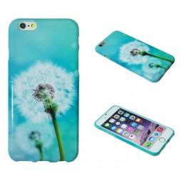 Apple iPhone 6/6S - Gumiran ovitek (TPUP) - Dandelon