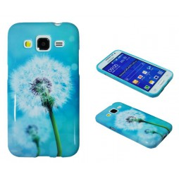 Samsung Galaxy Core Prime - Gumiran ovitek (TPUP) - Dandelon